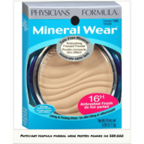 Physicians Formula Mineral Wear Pressed Powder