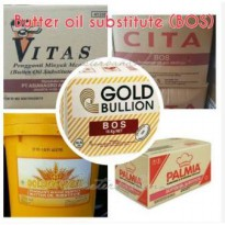 BOS (butter oil substitute) 500gr - Palmia