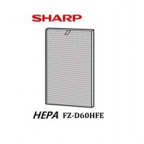Sharp Replacement HEPA Filter FZ-D60HFE For Sharp KC-D60Y
