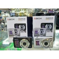 Kamera Digital SBOX 21 0 MP Megapixel