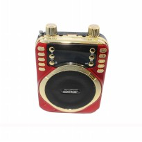 Radio Asatron Multifuntional With Mic & Echo R1075USB