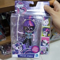 Hot Promo My Little Pony Equestria Girls Twilight SparkleeMainan edukasi / hadiah ulang tahun