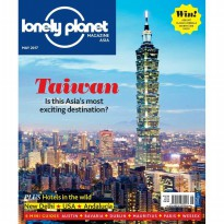 [SCOOP Digital] lonely planet Asia / MAY 2017