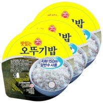 Clearance Sale Discount Ottogi) Ottogi delicious freshly milled rice 210g x 12 개 clean disgusting fly