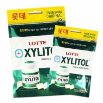 5000 Xylitol (R) 90g + 10g / Lotte