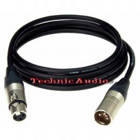 Cable Canare L2T2S Made In Japan Jack Akai Male To Xlr Female Ori 1M HargaPrommo04