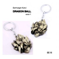 Gantungan Kunci Dragon Ball versi 1 Key Chain [GC15]