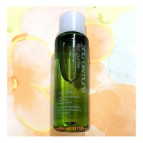 SHU UEMURA SKIN PURIFIER ANTI OXI+ POLLUTANT & DULLNESS CLARIFYING CLEANSING OIL 15ML