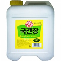 Clearance Sale Discount soy sauce 13L / Ottogi