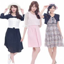 JFashion Midi Dress - 6 Model