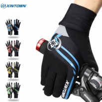 [globalbuy] XINTOWN Riding Ciclismo Winter Cycling Gloves Bike Windproof Sports Wear Touch/4525752