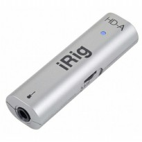 IK Multimedia iRig HD-A - HD Quality Guitar Interface for Android