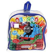 Mainan Block Thomas Ransel BL44-TM - Mainan block anak - multicolour