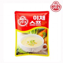 Clearance Sale Discount Ottogi vegetable beef soup Mushroom soup 1KG garuhyeong large corn chowder soup Vegetable Soup Cream Soup's Ottogi