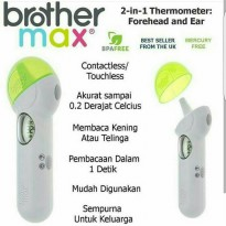 Brother Max Thermometer Digital Termometer Digital Bayi Akurat Termurah04
