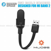 MIJOBS Xiaomi Mi Band 2 OLED / MiBand 2 Charger Cable USB Original