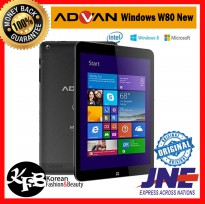 Tablet Advan Windows W80 New / Windows 8.1 - ORIGINAL