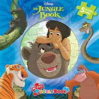[Hellopandabooks] My First Puzzle Book Disney the Jungle Book (5 Puzzles Inside!)