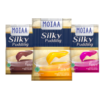 Puding Silky/ Sutra Jelly Moiaa 100 gram