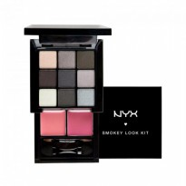 NYX Smokey Look Kit Palette