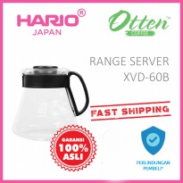 Hario Range Coffee Server XVD-60B [600 mL]OK