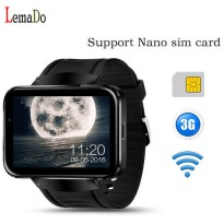 [globalbuy] 2016 New LEM4 Bluetooth SmartWatch Wrist fashion WIFI GPS Smartwatch for andro/4425994