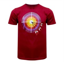 Dellie Dinda - Red Target Tshirt (Limited Edition)