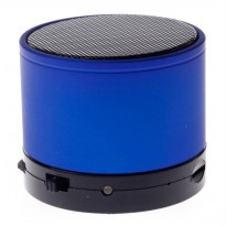 SJL S10 Bluetooth Speaker with TF Card Function (Blue)