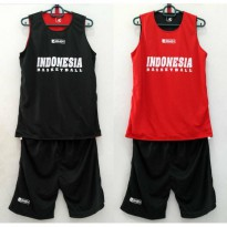 Training Jersey Indonesia Basketball