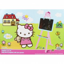 LEARNING EASEL HELLO KITTY