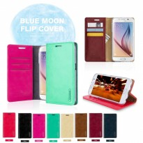 VIVO V7 Plus - MERCURY Goospery Blue Moon Flip Soft Case