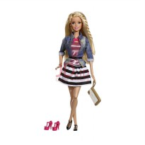 BARBIE Glam Luxe - CFM75 6BLR55