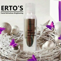 ERTOS Facial Refreshner Brightening / Toner Ertos Original