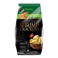 [POP UP AIA] Papatonk Shrimp Crackers Seaweed 85 Gr