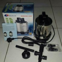 Aquarium ikan hias water pump resun penguin 3200