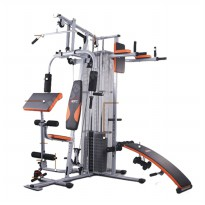 Total Fitness Alat Fitness Angkat Beban Home Gym 3 SISI HG-8309