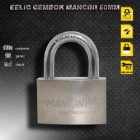 EELIC GEK-M50MM Gembok Serbaguna 50 MM Anti Air