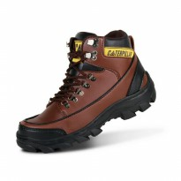 sepatu boots caterpillar argon safety