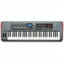 Novation Impulse 61 - USB Midi Controller with Automap