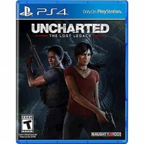 Uncharted Lost Legacy Game PS4 (R3)