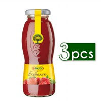 Rauch Strawberry Juice 200 mL ( 3 Pcs )