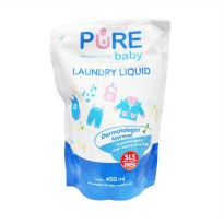 Pure Baby Laundry Liquid Refill 450ml