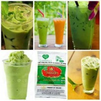 Promo! THAI TEA GREEN TEA #Teh Thailand 100% Original