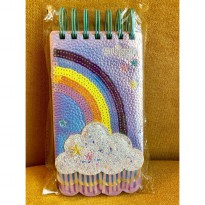 Smiggle Twinkle Notepad