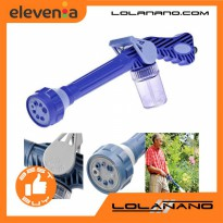 Ez Jet Water Cannon 8 In 1 Water Spray Penyemprot Air - H01043 - Blue