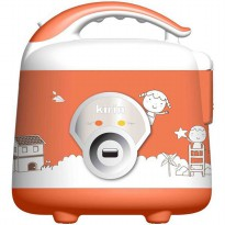 Kirin Rice Cooker KRC-088 - Orange