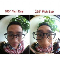 Lensa Superfisheye /Lensa fish eye 235 derajat