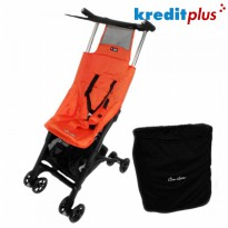 Cocolatte NEW Pockit Stroller CL 688 - Orange