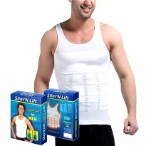 #RahasiaPria | Slim N Lift Body Shaping For Man / Pakaian Pelangsing Pria