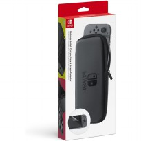 NINTENDO SWITCH CARRYING CASE SCREEN PROTECTOR